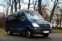 Mikroautobuso Mercedes-Benz išorė